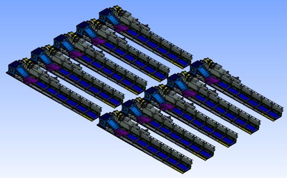 Testowy projekt w T-FLEX CAD 12