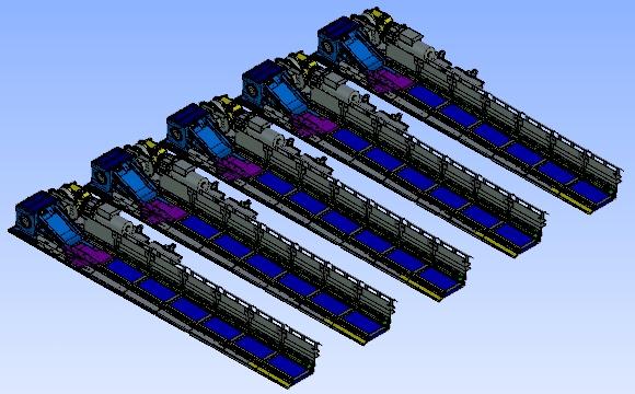 Projekt otwarty w systemie T-Flex CAD 12